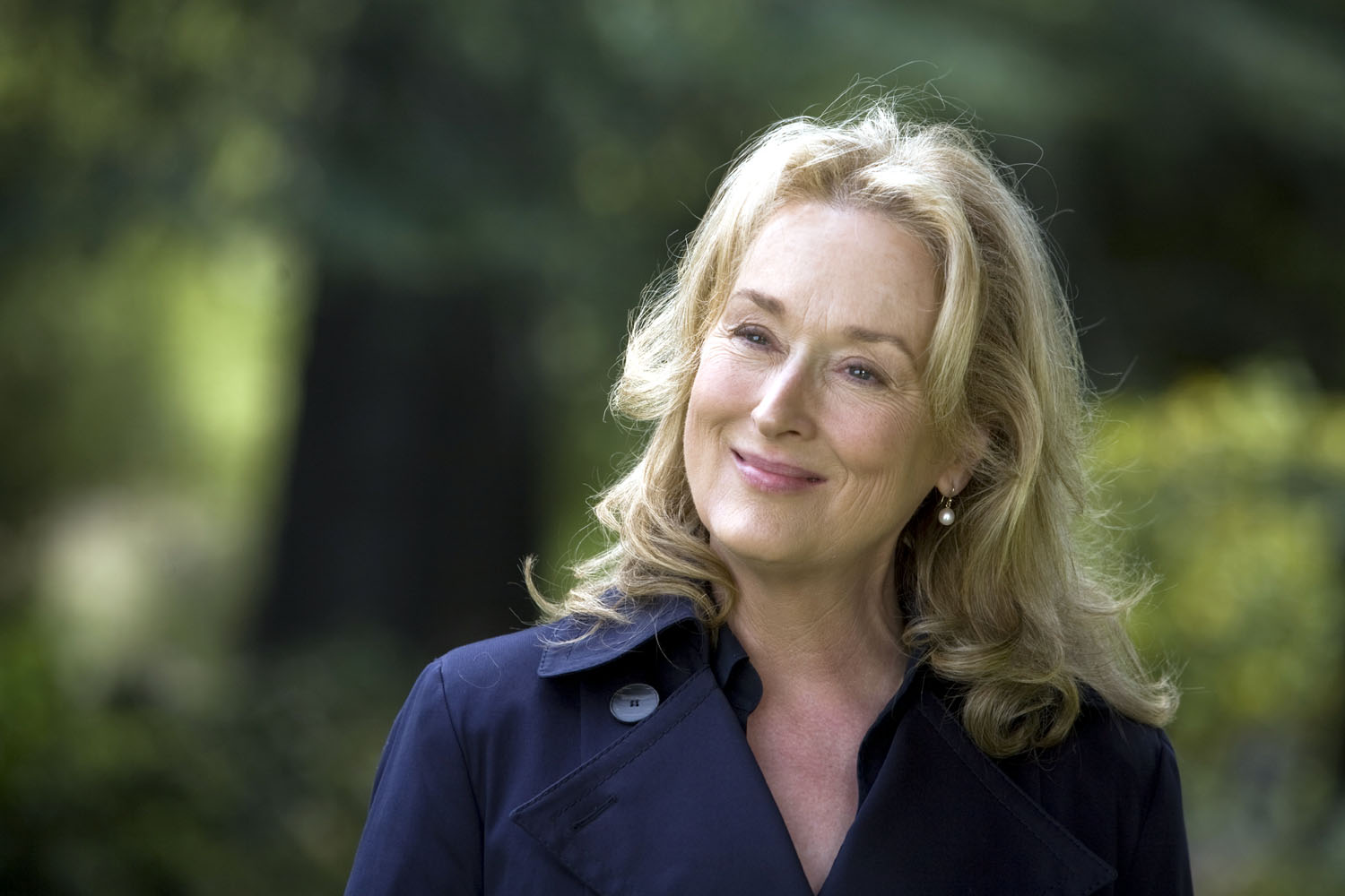 Movies with meryl strip protest against
