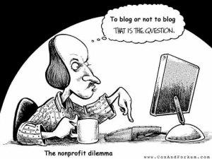 Blogolni vagy nem blogolni? Ez itt a kérdés!