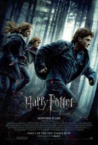 A Harry Potter és a Halál ereklyéi (Harry Potter and the Deathly Hallows ) című film első részének plakátja