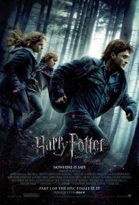 A Harry Potter és a Halál ereklyéi (Harry Potter and the Deathly Hallows ) című film első részének plakátja