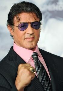Sylvester Stallone amerikai színész Berlinben 2010-ben