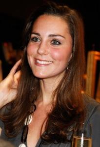 Kate Middleton, Vilmos brit herceg menyasszonya