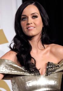 Katy Perry amerikai énekesnő Los Angelesben 2010. december 1-jén