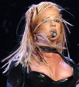 Britney Spears amerikai énekesnő