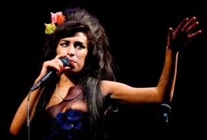 Amy Winehouse brit énekesnő