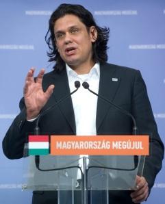 Deutsch Tamás, EP képviselő (Fidesz)