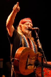 Willie-Nelson amerikai countryénekes