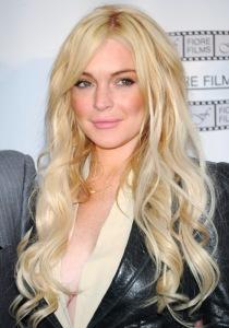 Lindsay Lohan amerikai színésznő