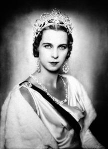 Ghitta Carell portré: Marie José de Sayova hercegnő, az utolsó olasz királyné (1906-2001)