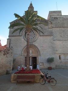 Óváros Alcúdiában, Mallorca, 2011 - Mészáros Márton felvétele -