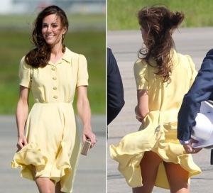 Katalin cambridge-i hercegnő (Kate Middleton) az említett felvételen 2011. július 9-én
