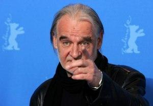Tarr Béla magyar rendező a 61. Berlini Nemzetközi Filmfesztiválon 2011. február 15-én