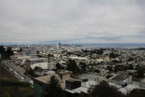San Francisco, az Amerikai Egyesült Államok 14. legnagyobb városa (Mészáros Márton felvétele)