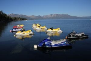 A Lake Tahoe az USA Nevada államában (Mészáros Márton felvétele)