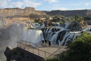 Twin Falls, Idaho állam (Mészáros Márton felvétele)
