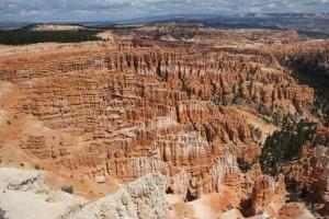 Bryce Canyon Nemzeti Park (Mészáros Márton felvétele)