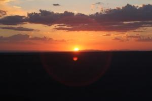 Naplemente a Grand Canyonnál (Mészáros Márton felvétele)