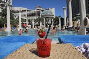 A Las Vegas-i Caesars Palace (Mészáros Márton felvétele)