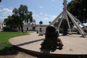 San Diego történelmi óvárosa, az Old Town (Mészáros Mártonf felvétele)