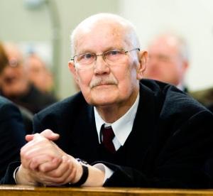 Makovecz Imre Kossuth-díjas magyar építész (1935-2011)