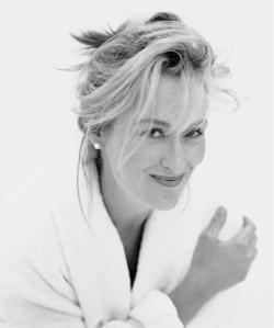 Meryl Streep kétszeres Oscar-díjas amerikai színésznő