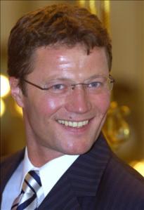 Stohl András magyar színész, műsorvezető és közéleti személyiség