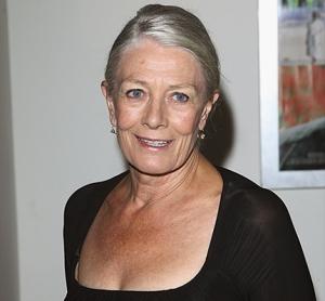 Vanessa Redgrave Oscar-díjas brit színésznő