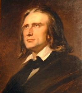 Liszt Ferenc magyar zeneszerző (1811-1886)