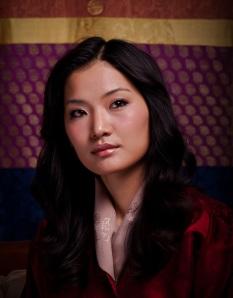 A 21 esztendős polgárlány, Dzsecun Pema, aki mostantól a Bhutáni Királyság királynéja