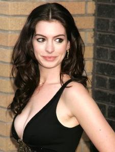 Anne Hathaway amerikai színésznő