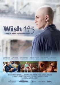 A 143-as kivánság (Wish 143) című brit rövidfilm plakátja