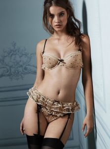 Palvin Barbara magyar topmodell