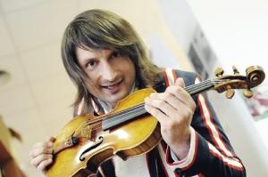 Edvin Marton magyar hegedűművész