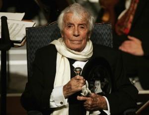 A holland Johannes Heesters, a világ legidősebb aktív színésze (1905-2011)