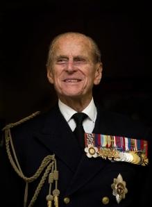 Fülöp edinburgi herceg, II. Erzsébet brit királynő férje (Fotó készült: 2011. november 23-án Londonban)