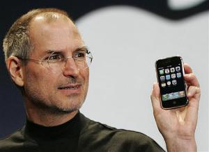 Steve Jobs (1955-2011), az Apple vezérigazgatója