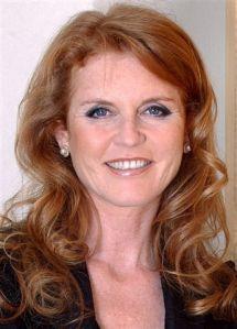 Sarah Ferguson yorki hercegnő