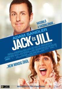 Jack és Jill (Jack and Jill) című amerikai vígjáték plakátja