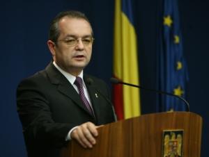 Emil Boc román kormányfő