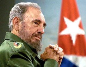 Fidel Castro kubai diktátor