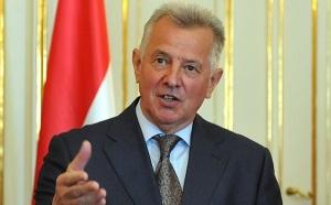 Schmitt Pál magyar köztársasági elnök