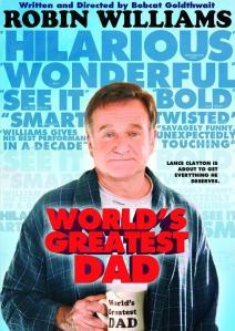 A világ legjobb apukája (World's Greatest Dad) című 2009-ben bemutatott film plakátja