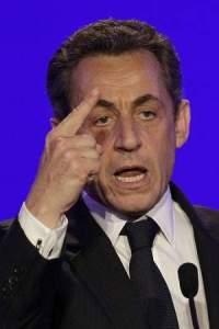 Nicolas Sarkozy francia elnök