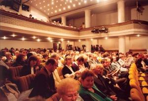 Nézők színházban - Vajon megtelhet-e még a Kamaraszínház közönséggel?