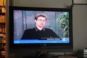 Az Erzsébetvárosi Tv interjúja az Emberség című film kapcsán (2012. május 19.)