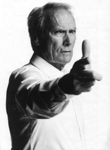 Clint Eastwood Oscar-díjas amerikai rendező, színész