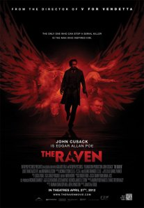 A holló (The Raven) című film plakátja
