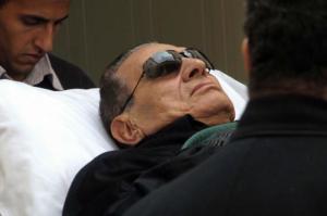 Hoszni Mubarak egyiptomi ex-diktátor (A felvétel 2012-ben készült)