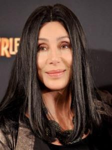 Cher amerikai énekesnő