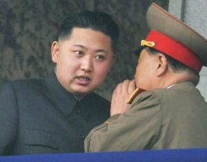 Kim Dzsong Un észak-koreai vezető